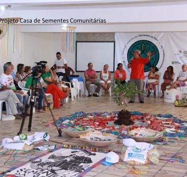 Casas de Sementes Comunitárias